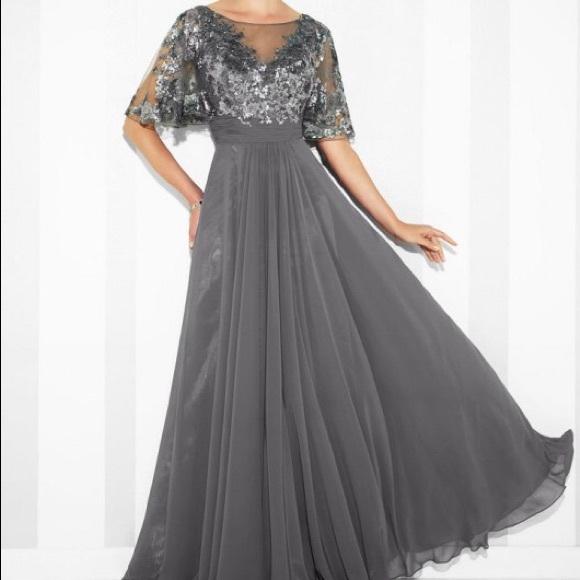 17011991d992f3 Mon Cheri Dresses | Cameron Blake Mother Of The Bride Dress | Poshmark